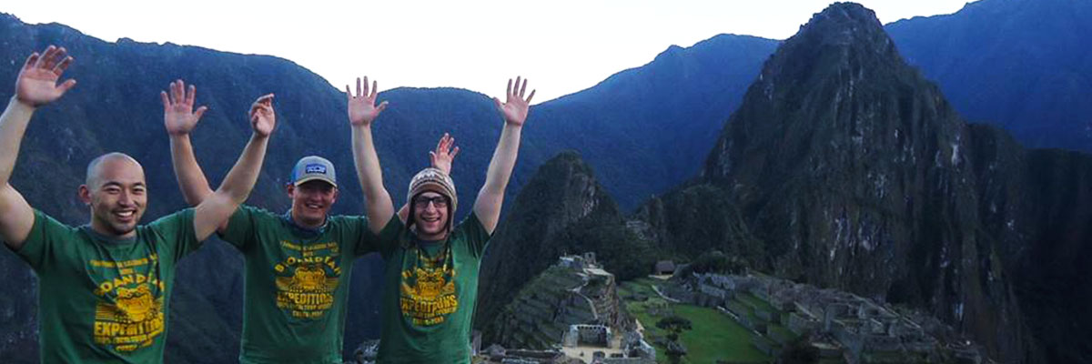 short Inca Trail 2 Días 1 Noche With Camping